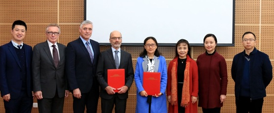 MOU Renewed Between West China School of Stomatology, Sichuan University and Faculty of Dentistry, University of Toronto